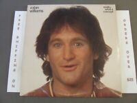 ROBIN WILLIAMS REALITY...WHAT A CONCEPT LP W/ GRANDPA FUNK  NBLP7162
