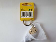 Lego® Schlüsselanhänger Ninja Turtles Leonardo Neu /& OVP 850648 Key Chain