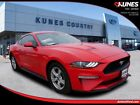 2021 Ford Mustang EcoBoost 2021 Ford Mustang, Race Red with 62 Miles available now!