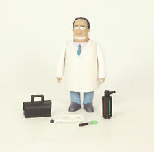 Playmates The Simpsons WOS  Dr. Hibbert Loose