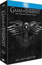 Game of Thrones - Season 4 [Blu-ray] New UNSEALED MINOR BOX WEAR