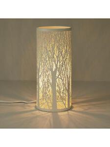 JOHN LEWIS DEVON TABLE LAMP WHITE