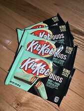 Kit Kat Duo Mint + Dark Chocolate King Size 3oz (4 Packs)