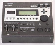 Roland TD-12 E-Drums Set Modul / Brain + 5 Vex Erweiterung Schachteln