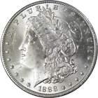 1888 O Morgan Dollar BU Uncirculated Mint State 90% Silver $1 US Coin
