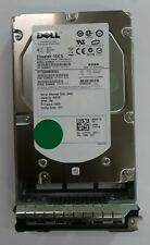 """DELL YP778  300gb Hot Pluggable SAS 3.5"""" HDD 15K SEAGATE DRIVE in F238F Caddy"""