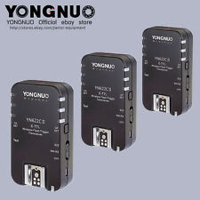 Yongnuo TTL 3PCS YN-622CII wireless flash trigger for canon