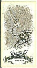 2008-09 Upper Deck Champ's Mini #C431 Pterodactyl