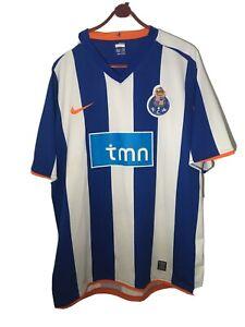 2008/09 Mens XL Porto Football Shirt - Home - Nike - Excellent