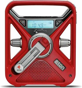 American Red Cross Emergency NOAA Weather Radio with USB Smartphone Charger,...