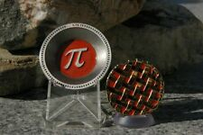 Pi DAY 2015 Geocoin - Strawberry Edition - AS-Gold LE - SOLD OUT !!!