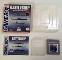 Battleship Nintendo Game boy Gameboy CIB Complete