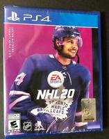 NHL 20 (PS4) NEW