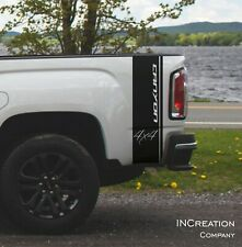 X2 4x4 Decals For Gmc Canyon Off Road Graphics Vinyl Decals Stickers Bed Stripes