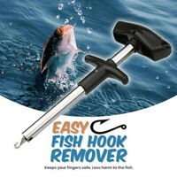 Easy Fish Hook Remover New Fishing Tool Minimizing The Injuries Tools Tackle ~UK