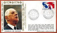 1998-France Libre-Fdc 1°Jour**-V°République-Exposition De Gaulle-Yv.3195