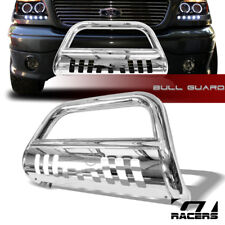FOR 1997-2003 F150/1999-2002 EXPEDITION CHROME BULL BAR PUSH BUMPER GRILL GRILLE