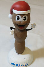 Mr. Hankey Talking Bobble Head Funko Wacky Wobbler South Park Needs Batteries