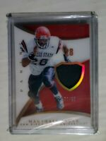 Marshall Faulk Game-Worn Jersey 2015 Immaculate Relic Swatch San Diego State /99