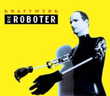 CD MAXI KRAFTWERK DIE ROBOTER SLIM CASE COLLECTOR ULTRA RARE EXCELLENT ETAT 1991