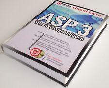 ASP 3 SITES WEB DYNAMIQUES micro application livre guide informatique