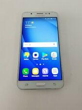Samsung Galaxy J7 Duos 16GB White SM-J710F (Unlocked) GSM World Phone KG474