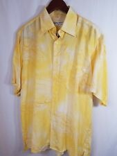 NWT Georg Roth Of Germany Mens Shirt Button Front MSRV 110.00 Sz M 39-40(F3)
