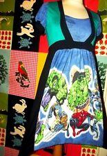 VIVI ROBE DRESS CREATRICE ICON COMICS MARVEL 36/38