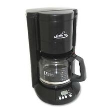 Coffee Pro 12-Cup Programmable Brewer NEW