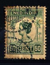 NETHERLANDS INDIES - INDIE ORIENTALI OLANDESI - 1913-1914 - Regina Guglielmina