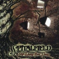 Spitalfield - Stop Doing Bad Things (CD, Mar-2005, Victory Records) W BONUS DVD