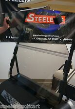 Foldable Tinted Windshield for EZGO TXT Golf Cart