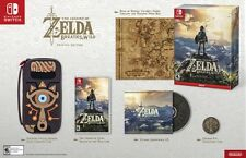 Legend of Zelda: Breath of the Wild Special Edition - Nintendo Switch *Brand new
