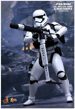 STAR WARS HOT TOYS FIRST ORDER STORMTROOPER HEAVY GUNNER 1:6 SCALE HOTMMS318