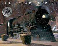 (Good)-The Polar Express [Book & CD-Audio] (Paperback)-Chris Van Allsburg-184939