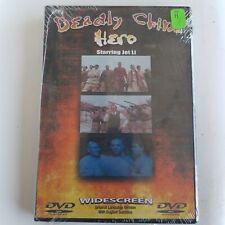 Deadly China Hero Jet Li Dvd 2000