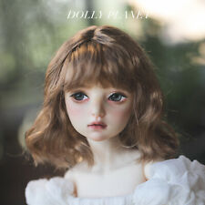 "QQ-108 BJD Doll Wig  7-8"" 1/4 MSD {Dolly Planet} SD DZ DOD LUTS Doffie PULLIP"
