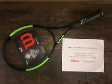 SERENA WILLIAMS AUTOGRAPHED SIGNED Tennis Racket