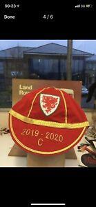 Commemorative International Football Cap 2019-20 Wales