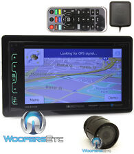 "pkg SOUNDSTREAM VRN65HXB 6.2"" CD DVD NAVIGATION BLUETOOTH SIRIUS XM READY CAMERA"