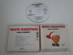 Bing Crosby / White Christmas (MCA Mcd 182226) CD Álbum