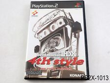 beatmania IIDX 4th Style Playstation 2 Japanese Import Japan 4 PS2 US Seller B