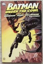 Batman Under The Cowl TPB (DC 2010) VF- condition.