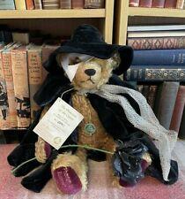 Hermann Teddy - Phantom Opera Bear -Limited Edition - Label - Mohair - Vintage