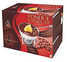 (11,65€/kg) Sarotti Back und Fondue Schokolade 600g Zartbitter zum Schmelzen