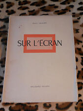 SUR L'ECRAN - Jean Vanier - Maugard, 1951