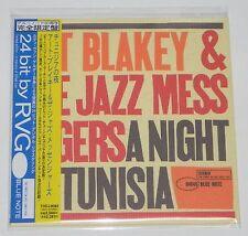 ART BLAKEY & THE JAZZ MESSENGERS / A Night In Tunisia JAPAN Mini LP CD w/OBI
