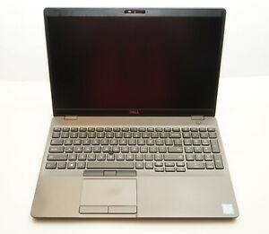"Dell Latitude 5500 15.6"" FHD i5-8265U 8GB 128GB NVMe SSD W10P READ!"