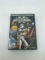 STAR WARS BATTLEFRONT 2 2017 PC DVD Video Game LucasArts 1 DISC Rare