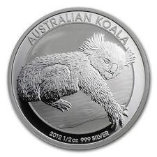 2012 1/2 oz Silver Koala, Perth Mint